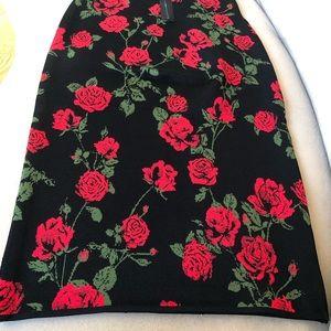 BCBGMaxAzria Dresses - BCBGMAXAZRIA bodycom dress size Small